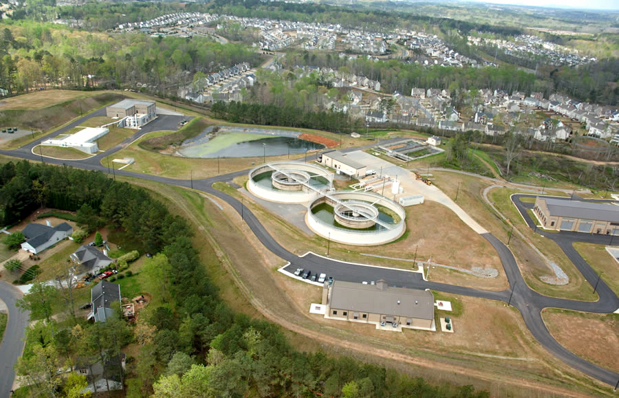 Wastewater Plants: 3D Enterprises is a general contractor specializing in water treatment facility, heavy utility, and commercial